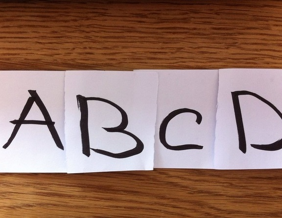 Large abcd