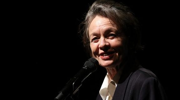 Homepage laurie anderson